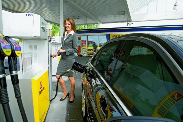 Autogas / LPG / Flüssiggas | Westfalen AG