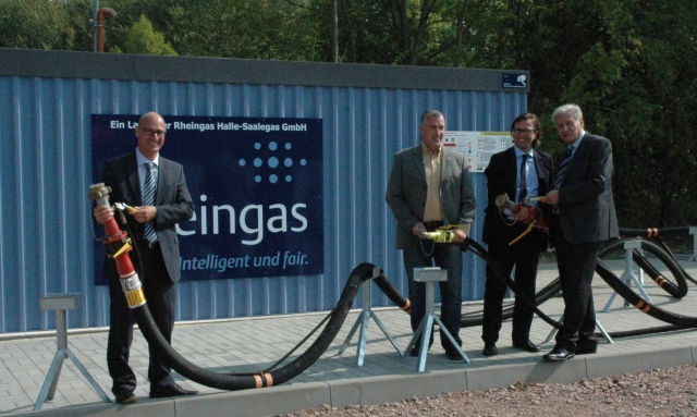 Autogas / LPG / Flüssiggas | Propan Rheingas GmbH & Co. KG