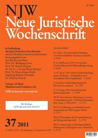 Recht News & Recht Infos @ RechtsPortal-14/7.de | Verlage C.H.Beck oHG / Franz Vahlen GmbH