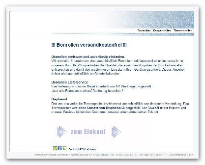 Berlin-News.NET - Berlin Infos & Berlin Tipps | M+R Kassendruckerpapier