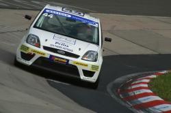 Autogas / LPG / Flüssiggas | Foto: Autogas im Rennsport: Ford Fiesta ST GAS mit Thomas Mühlenz in der ADAC Procar.