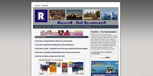 Italien-News.net - Italien Infos & Italien Tipps | Raushier-Das Reisemagazin