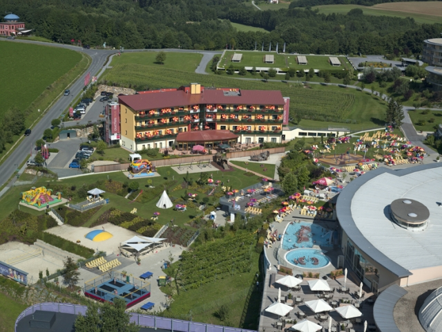Hotel Infos & Hotel News @ Hotel-Info-24/7.de | Thermenhotel Stegersbach GmbH