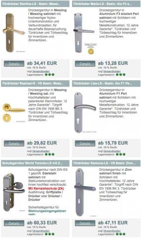 Shopping -News.de - Shopping Infos & Shopping Tipps | Beschlag Paul GmbH