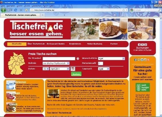 Gutscheine-247.de - Infos & Tipps rund um Gutscheine | Tischefrei.de Service GbR