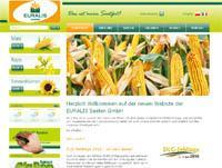 Landwirtschaft News & Agrarwirtschaft News @ Agrar-Center.de | Foto: Zusammen mit der Logo-Anpassung wurde auch die Internetseite des Züchters optisch und inhaltlich auf den neuesten Stand gebracht.
