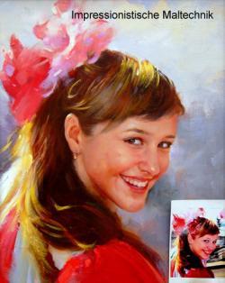 Ost Nachrichten & Osten News | Ost Nachrichten / Osten News - Foto: Art Furore: Portrait in Öl.