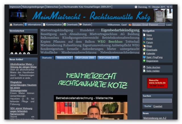 Versicherungen News & Infos | Rechtsanwälte Kotz GbR - Rechtsanwaltskanzlei Kotz