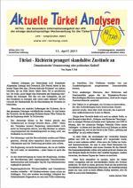 Ost Nachrichten & Osten News | Foto: Titelseite der AkTAn Ausgabe 2011-02.