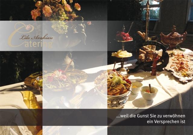 Restaurant Infos & Restaurant News @ Restaurant-Info-123.de | Lilo Avakian Zürich Catering