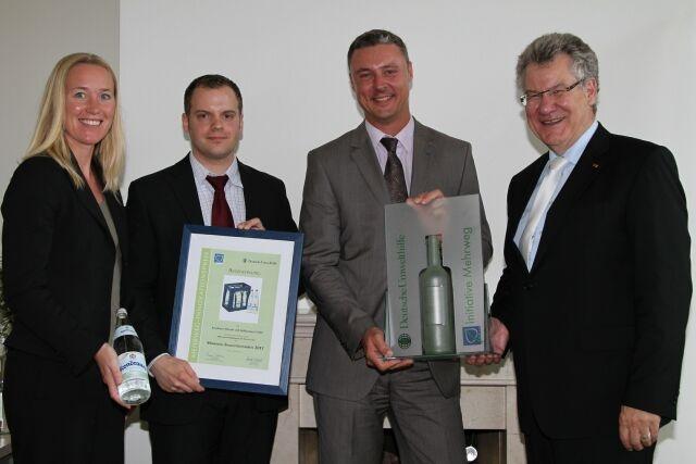 Berlin-News.NET - Berlin Infos & Berlin Tipps | Kondrauer Mineral- und Heilbrunnen Getraud Seidl GmbH & Co. KG