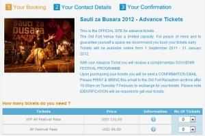 Tickets / Konzertkarten / Eintrittskarten | Bora Destinations LLC