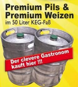 Bier-Homepage.de - Rund um's Thema Bier: Biere, Hopfen, Reinheitsgebot, Brauereien. | Bier-Homepage - Biere, Hopfen, Reinheitsgebot, Brauereien. Foto: Kostengünstige Alternative zu teurem Fassbier der deutschen Markenbrauereien.