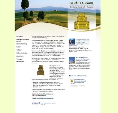 Versicherungen News & Infos | Gepäckabgabe Psychotherapie - Lebensberatung - Coaching