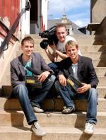 Ost Nachrichten & Osten News | Foto: Laden einmal im Monat ins Show-Lokal Vogtland ein: Martin Reißmann, Stefan Lehmann und Jens Heinl (von links).