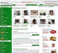 Landwirtschaft News & Agrarwirtschaft News @ Agrar-Center.de | Foto: Das Online-Portal enimal.de hat seit dem Start im Februar 2004 fast 50.000 Tiere in liebevolle Hände vermittelt.