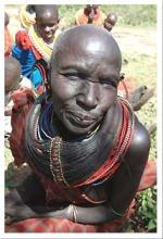 Afrika News & Afrika Infos & Afrika Tipps @ Afrika-123.de | Foto: Massai - Begegnung im Land.