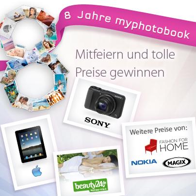myphotobook - Ihre Bilder haben es verdient.
