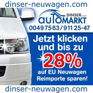 Auto News | Automarkt Dinser GmbH
