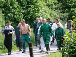 Landwirtschaft News & Agrarwirtschaft News @ Agrar-Center.de | Foto: Dabei wurden die Kursteilnehmer in einer Art >> Schnupperkurs << an diese praktischen Kontrollen herangeführt.