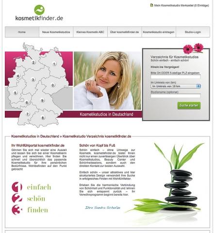 Wellness-247.de - Wellness Infos & Wellness Tipps | kosmetikfinder.de - PR Agentur Sandra Schulze