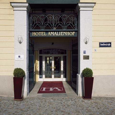 Thueringen-Infos.de - Thüringen Infos & Thüringen Tipps | VCH-Hotel Amalienhof