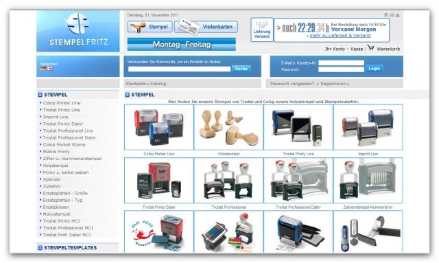 Shopping -News.de - Shopping Infos & Shopping Tipps | Stempel Toenges