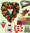 SeniorInnen News & Infos @ Senioren-Page.de | Foto: Grabpflege für Urnengrab und Einzelgrab. Trauerfloristik mit Trauer-Gesteck und Kranz-Gestecken selber machen. Gräber anlegen, bepflanzen und pflegen. Grabpflanzen für das Urnen-Grab. Trauerkränze für das Urnengrab basteln.