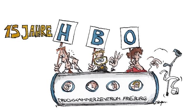 Berlin-News.NET - Berlin Infos & Berlin Tipps | Druckkammerzentrum Freiburg GmbH / HBO2-Tagesklinik
