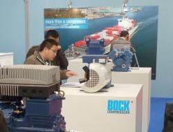 Ost Nachrichten & Osten News | Foto: Bock auf der China Refrigeration 2010 - Verdichtertechnologie für alle Anwendungsgebiete.