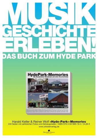 Berlin-News.NET - Berlin Infos & Berlin Tipps | Autorengemeinschaft Hyde Park Buch c/o SPRING PR-Agentur