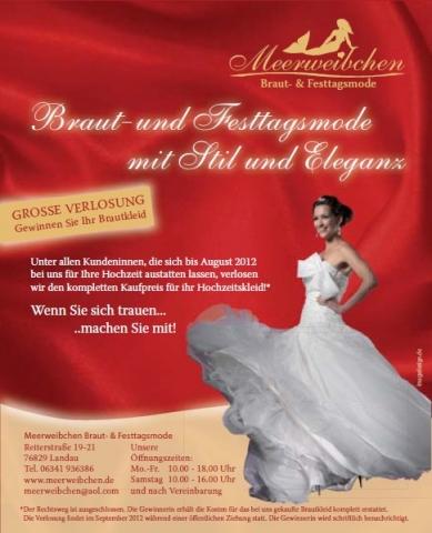 Wien-News.de - Wien Infos & Wien Tipps | Meerweibchen Braut & Festtagsmode