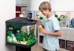 Aquaristik-Infos-247.de - Aquaristik Infos & Aquaristik Tipps | Foto: Mit sera vipan können sich kleine Aquaristikeinsteiger sicher sein, dass ihre Fische gesund ernährt werden. Foto: sera.