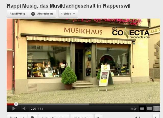 Video Infos & Video Tipps & Video News   Rappi Musig