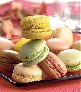 Auto News | Macarons sind das neue Trendgebäck aus Frankreich und ergänzen seit kurzem auch das Sortiment von eismann.