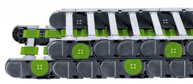 Nordrhein-Westfalen-Info.Net - Nordrhein-Westfalen Infos & Nordrhein-Westfalen Tipps | Grüne Automation: Die abriebfeste und leise Profilrollen-Energiekette
