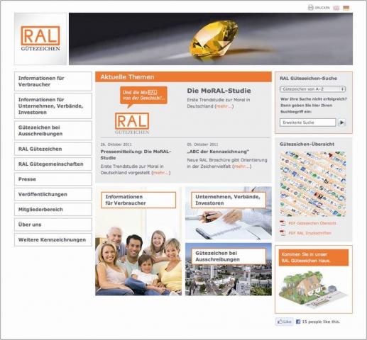 Sport-News-123.de | Die neue Website von RAL Gütezeichen