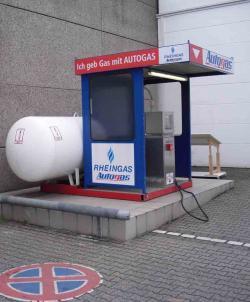 Autogas / LPG / Flüssiggas | Foto: Eine eigene Autogastankstelle kann die Betriebskosten eines Taxiunternehmens deutlich senken.