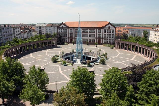 Rom-News.de - Rom Infos & Rom Tipps | Rathaus am Exerzierplatz in Pirmasens