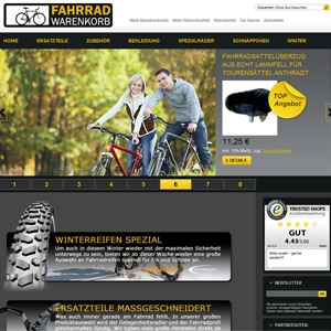 Shopping -News.de - Shopping Infos & Shopping Tipps | der Fahrradwarenkorb mit aktuellen Saisonangeboten und neuem Lieferantenstamm