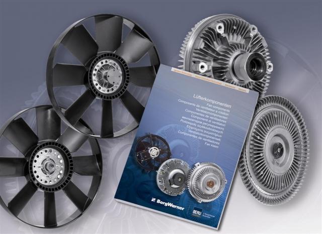 Der überarbeitete Lüfterkomponenten-Katalog von BorgWarner BERU Systems bringt Werkstatt- und Großhandelsprofis mit Produkten für über 4.780 Fahrzeuganwendungen auf den neuesten Stand.