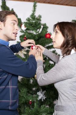 Recht News & Recht Infos @ RechtsPortal-14/7.de | Foto: Nach Weihnachten steigt die Zahl der Scheidungen steil an.