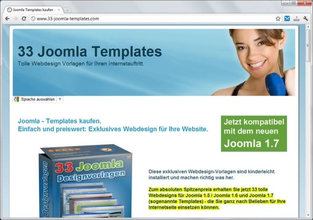 CMS & Blog Infos & CMS & Blog Tipps @ CMS & Blog-News-24/7.de | Eine Homepage selbst gestalten erlaubt das Joomla CMS. Mit fertigen Joomla-Templates bekommt sie anschließend den professionellen Look. Weitere Infos: http://www.33-joomla-templates.com.