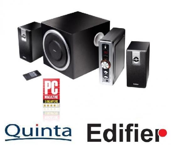 China-News-247.de - China Infos & China Tipps | Quinta wird Distributor von Edifier Lautsprechern und Audio-Geräten