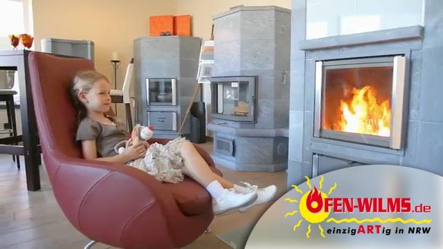 Ofen Wilms gibt dem Element Feuer ein Zuhause