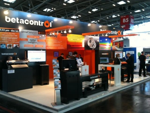 Technik-247.de - Technik Infos & Technik Tipps | betacontrol auf der ICE Europe 2011