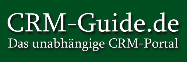 Das Logo des CRM-Software/CRM-Auswahl-Portals CRM-Guide.de