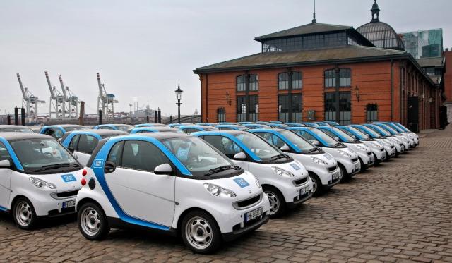 Hamburg-News.NET - Hamburg Infos & Hamburg Tipps | Car2Go - viel Aufmerksamkeit dank Facebook