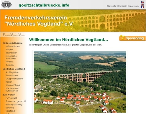 Thueringen-Infos.de - Thüringen Infos & Thüringen Tipps | Startseite Webpräsenz