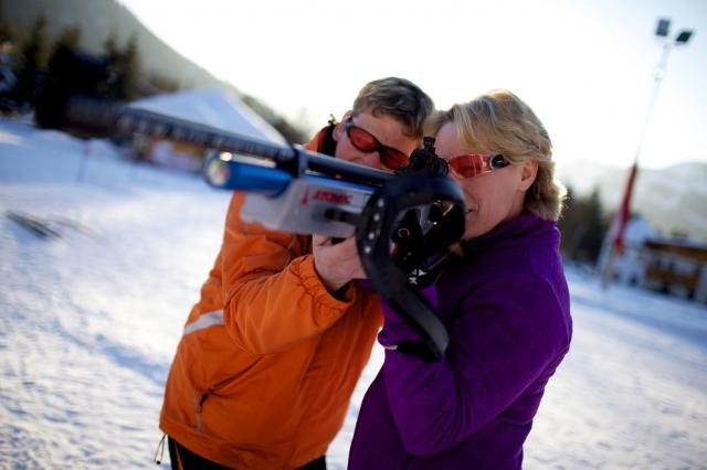 TV Infos & TV News @ TV-Info-247.de | Urlaub mit Schuss: Biathlon in Erpfendorf bei St. Johann in Tirol.